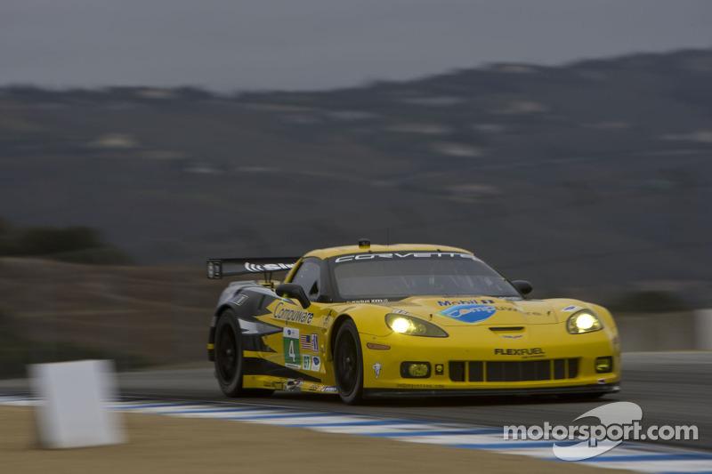 Corvette Racing Laguna Seca qualifying report
