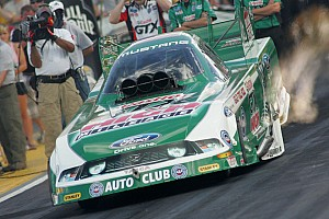 John Force Racing Charlotte II Saturday report