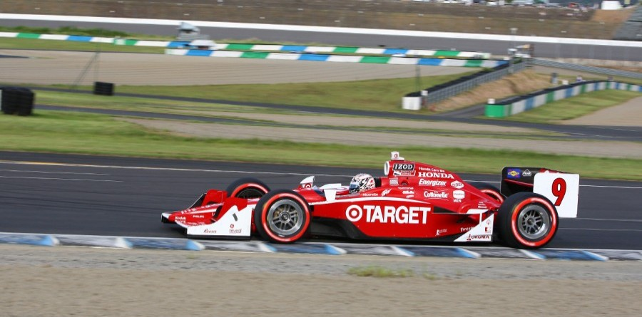 Dixon drives to Motegi road course victory