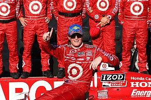 Chip Ganassi Racing Motegi race report