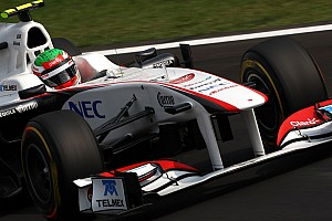 Formula 1 Sauber will be defending 6th position during Singapore GP