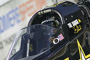 NHRA Tony Schumacher Dallas Friday report