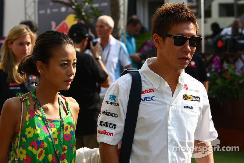 Sauber Singapore GP qualifying report