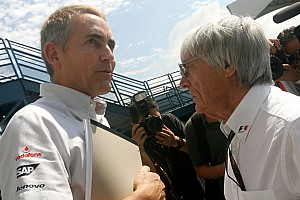 Ecclestone defiant as teams bemoan 2012 calendar