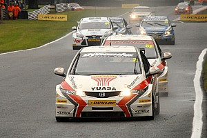 BTCC Record 29 car grid set for the Brands Hatch GP Circuit