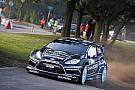 Ford Rallye de France leg 1 summary
