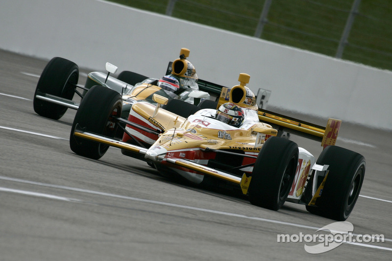 Andretti Autosport Kentucky race report