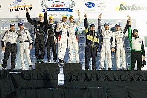 ALMS Series Night of Champions summary