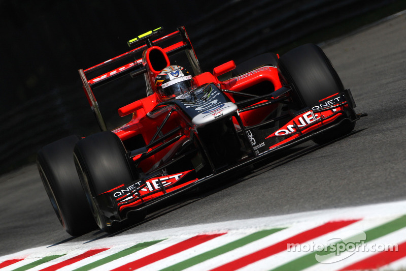 Marussia Virgin hundred per cent focussed on Japanese GP at Suzuka