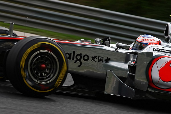 McLaren duo quickest during first practice for Japanese GP at Suzuka