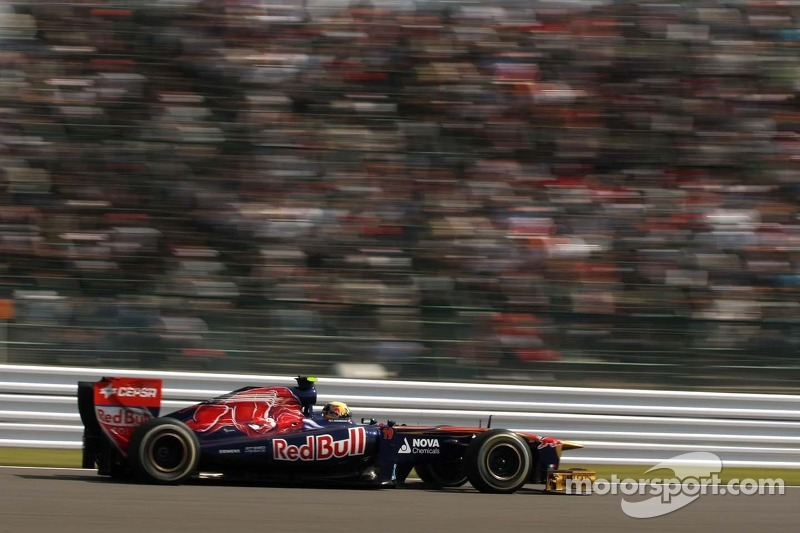 Toro Rosso Japanese GP - Suzuka Friday practice report