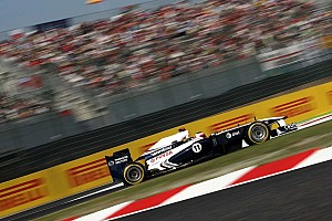 Williams Japanese GP - Suzuka race report
