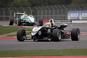 BF3 Sims wins tyre battle in race 2 at Silverstone