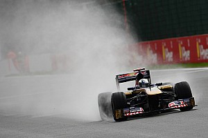 Formula 1 Toro Rosso Korean GP - Yeongam Friday practice report