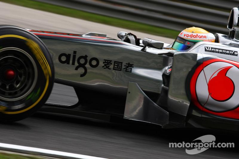 Hamilton ends Red Bull qualifying  record at Korean GP at Yeongam