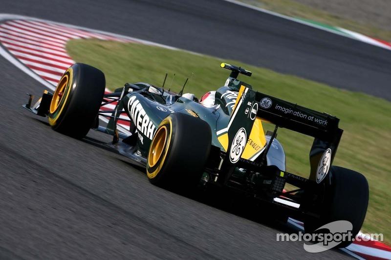 Team Lotus Korean GP - Yeongam qualifying report
