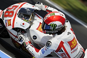 Gresini Racing Australian GP qualifying report