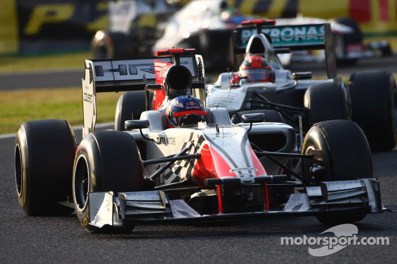 HRT Korean GP - Yeongam race report