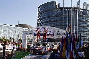 WRC Series to offer live coverage for 2012