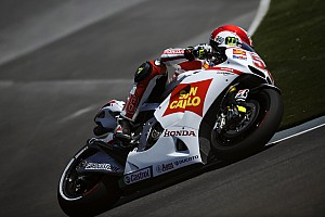 Gresini Racing Malaysian GP Friday practice report