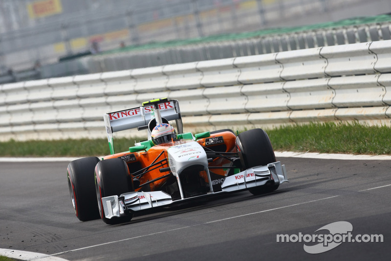 Toro Rosso eyed di Resta years ago - Berger