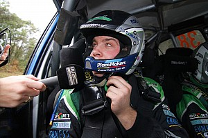 Hayden Paddon Rally de España leg 2 summary