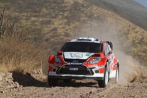Munchi's Ford Rally de España final leg summary