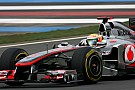 Hamilton quickest for McLaren during first practice session of Indian GP