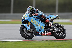Suzuki ready for Valencian GP
