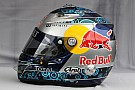Vettel must devise new helmet livery for Abu Dhabi