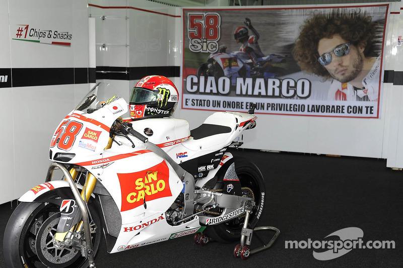 Gresini Racing Valencia GP Friday report