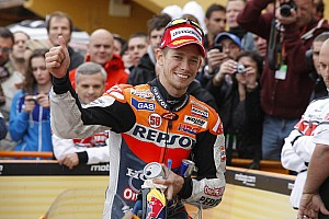 MotoGP Repsol Honda concludes season on top for Valencian GP