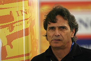 Formula 1 Piquet to wave chequered flag in Brazil