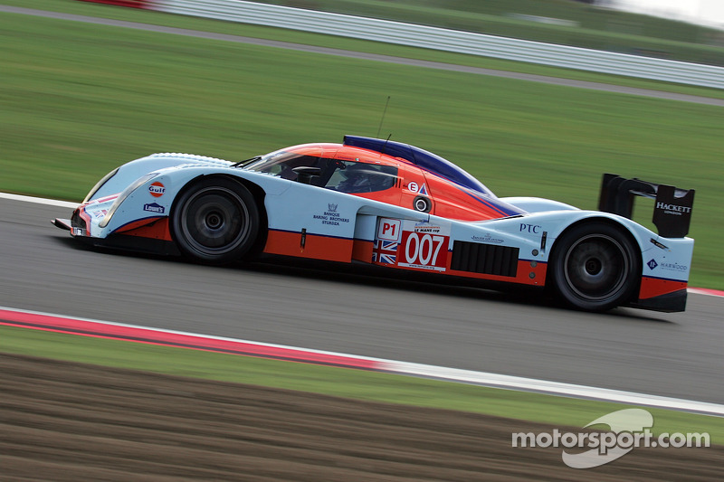 Aston Martin set for 6 Hours of Zhuhai