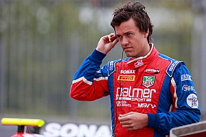 GP2 Jolyon Palmer pleased to contest Abu Dhabi weekend