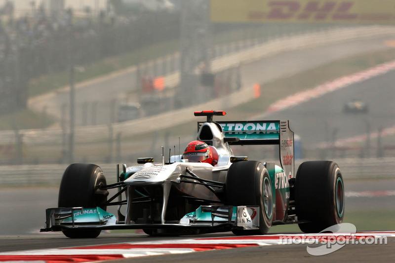 Schumacher not looking for 2013 team switch - Haug