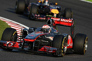 McLaren Abu Dhabi GP Friday practice report