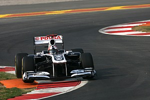 Formula 1 Williams Abu Dhabi GP Friday practice report