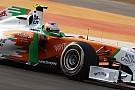 Force India Abu Dhabi GP qualifying report