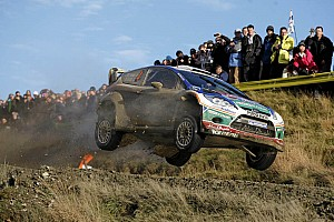 WRC Latvala wins Wales Rally GB, Loeb retired on final day