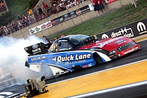 NHRA Ford wins 2012 Manufacturers Cup