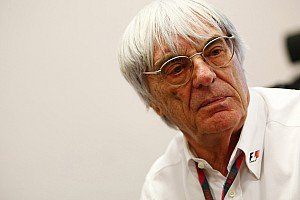 US GP has one week to save 2012 race - Ecclestone