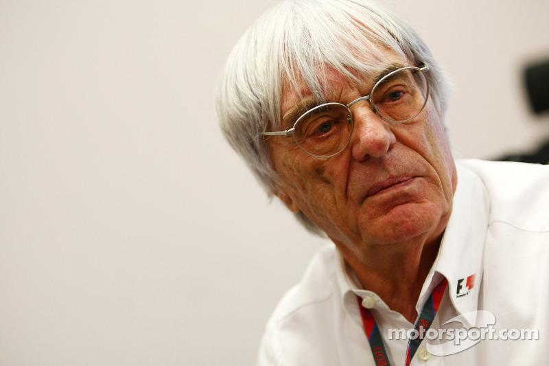 US GP has one week to save 2012 race - Ecclestone