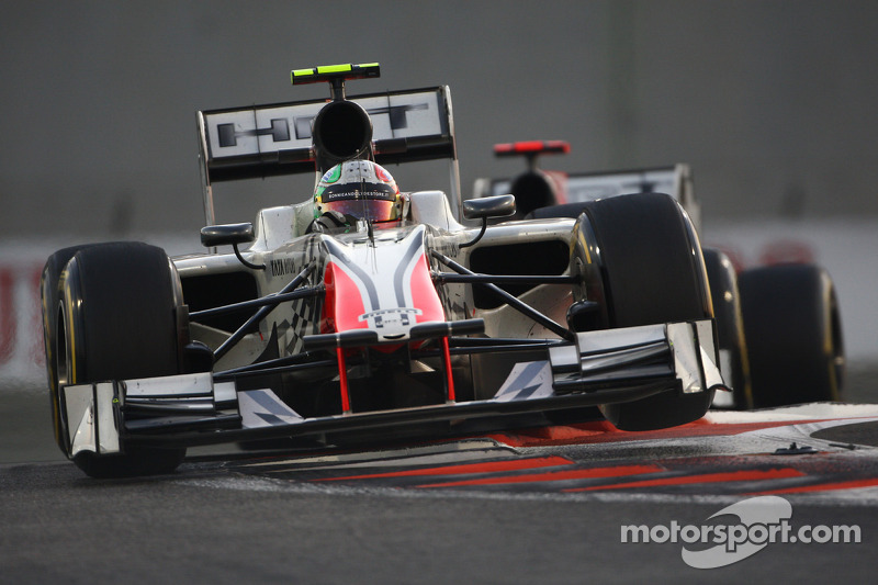 HRT heading to Brazilian GP with confidence