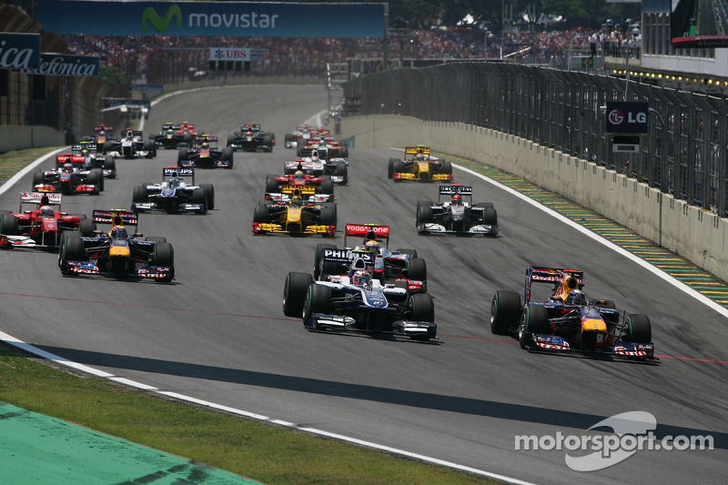Renault Sport ready for high-altitude Brazilian GP