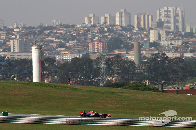 Toro Rosso Brazilian GP race report