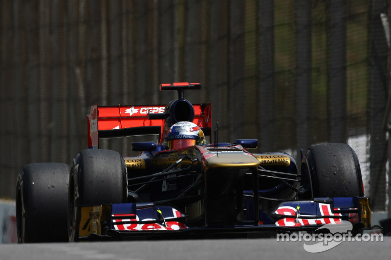 Toro Rosso Brazilian GP race report