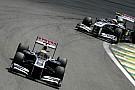Williams Brazilian GP race report