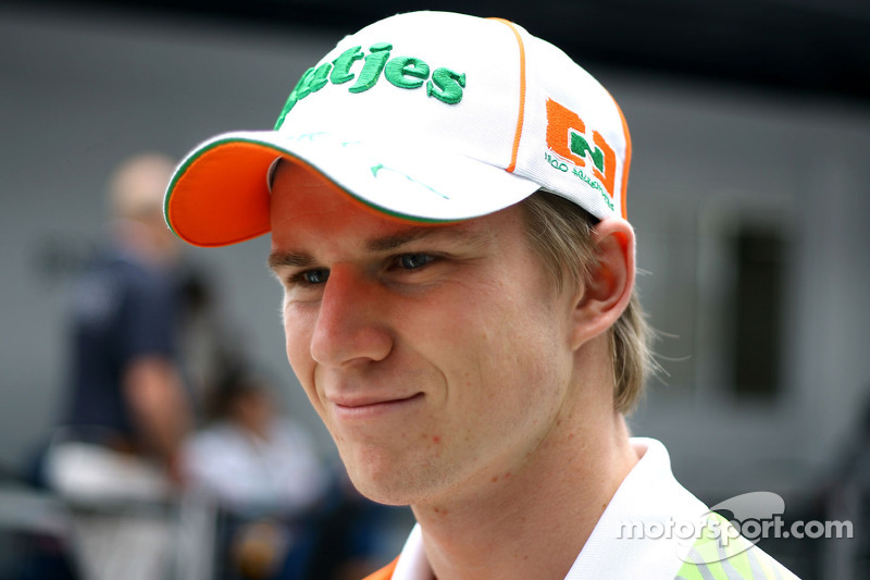 Hulkenberg admits F1 return chances 'high'