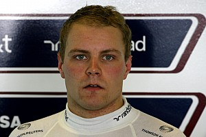 Williams confirms Maldonado - Bottas joining as reserve driver